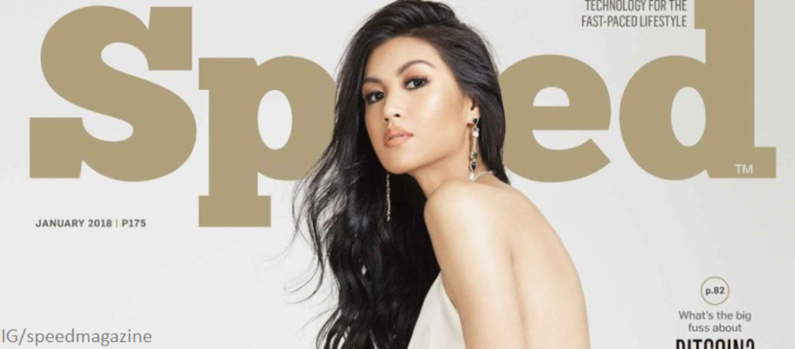 Teresita Ssen Marquez for Speed January 2018