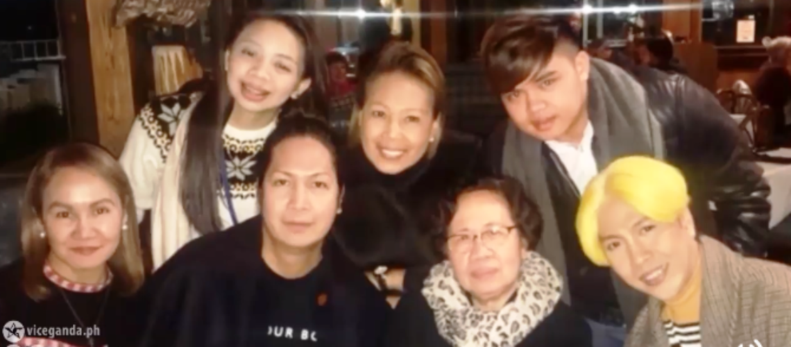 Vice Ganda has a New Year surprise for his mom