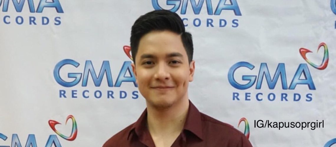 Alden Richards renews contract with GMA Records