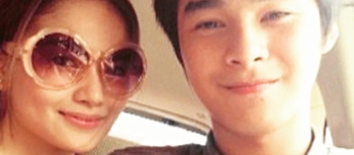 Mccoy De Leon greets Elisse Joson for her birthday with throwback photos