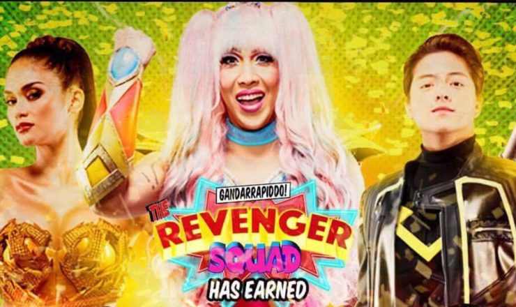 Gandarrapiddo: The Revenger Squad earns P571-M nationwide
