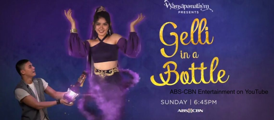 Loisa Andalio stars in her 3rd Wansapanataym special