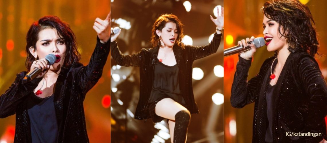 KZ Tandingan wins over Jessie J with Rolling In The Deep performance