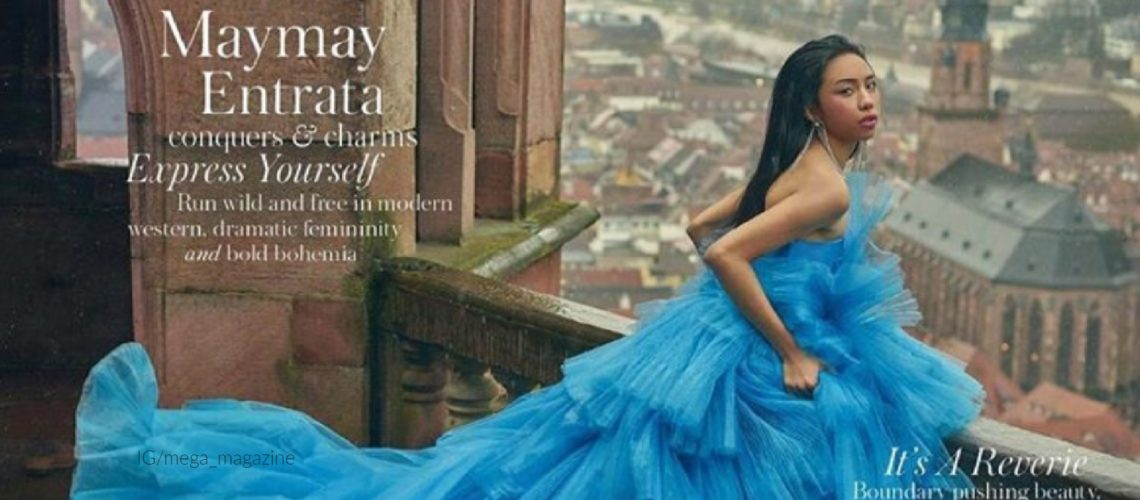 Maymay Entrata for Mega February 2018