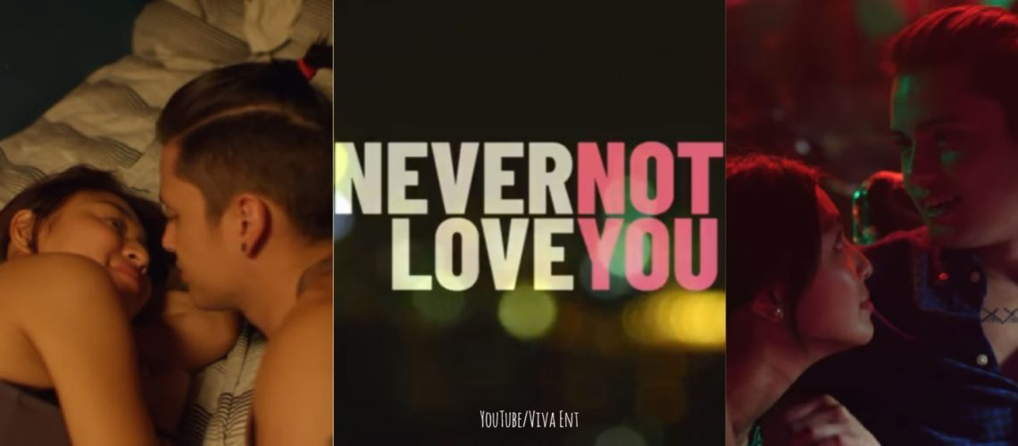 Never Not Love You – Teaser