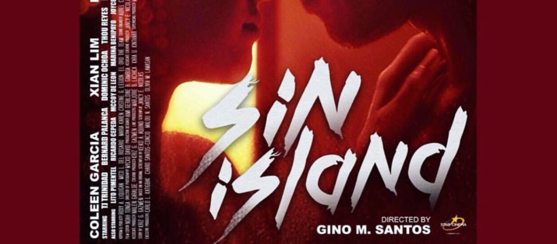 Sin Island – Poster and Trailer