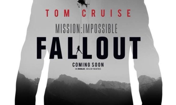 Mission Impossible: Fallout – Poster and Trailer Teaser