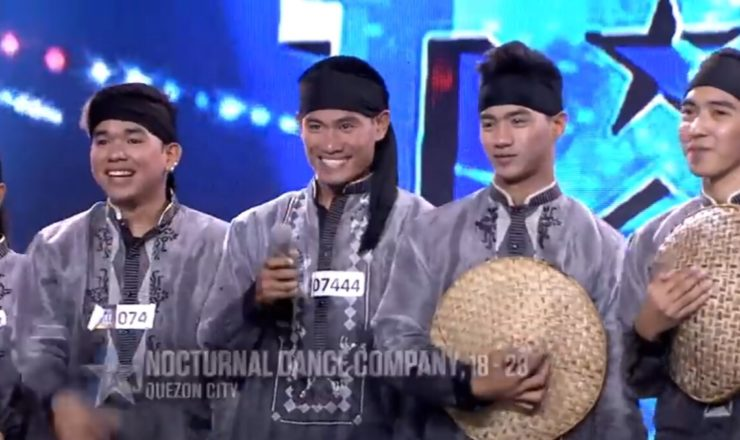 Nocturnal Dance Company gets 2nd Golden Buzzer in PGT 6