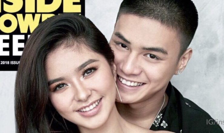 Loisa Andalio and Ronnie Alonte for Inside Showbiz Weekly