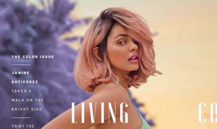 Janine Gutierrez for Preview
