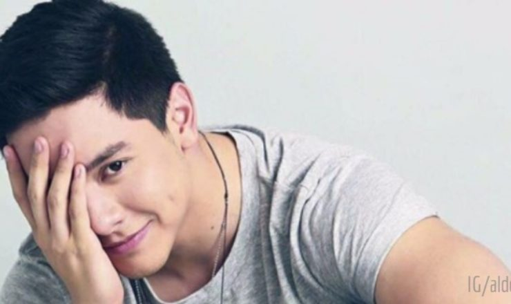Alden Richards posts shirtless photos