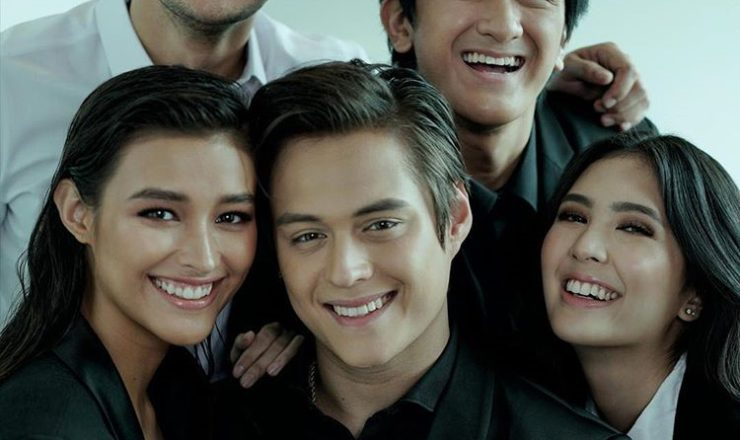 Bagani stars for Phil Star Supreme