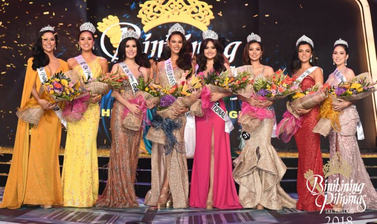 Bb. Pilipinas 2018 winners named