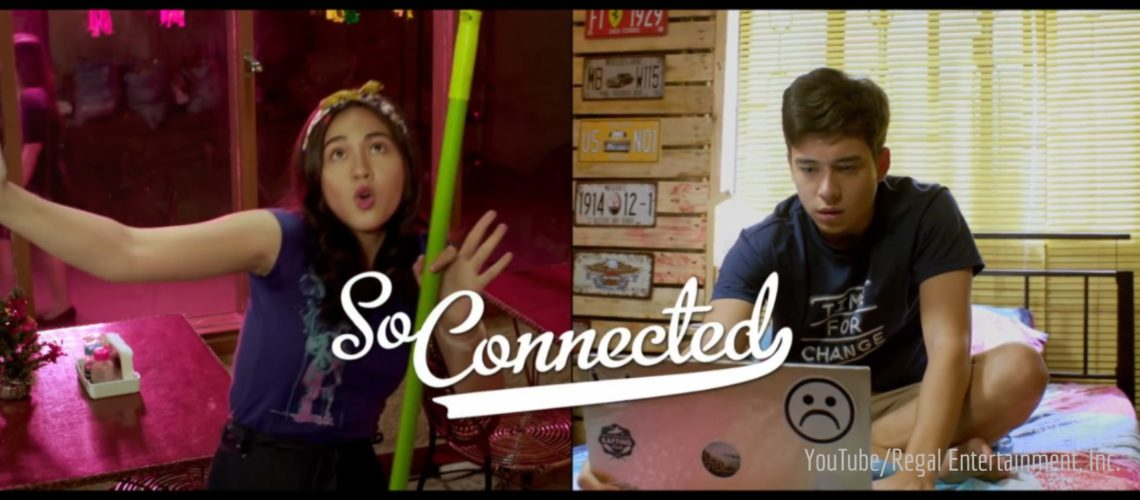 So Connected starring Janella Salvador, Jameson Blake – Teaser