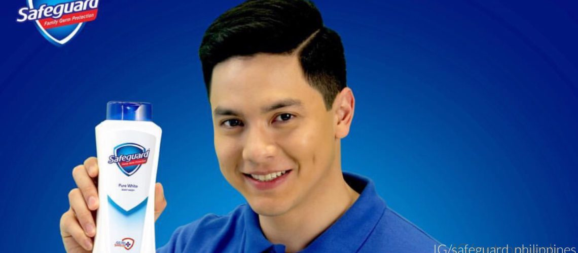 WATCH: Alden Richards for Safeguard TVC