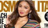 Nadine Lustre for Cosmopolitan PH April 2018