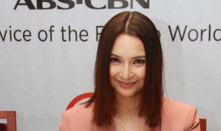 Ryza Cenon is now a Kapamilya