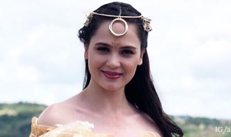Kristine Hermosa is back on primetime TV