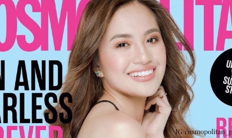 Julie San Jose for Cosmopolitan PH