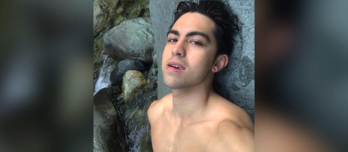 Derrick Monasterio is hot