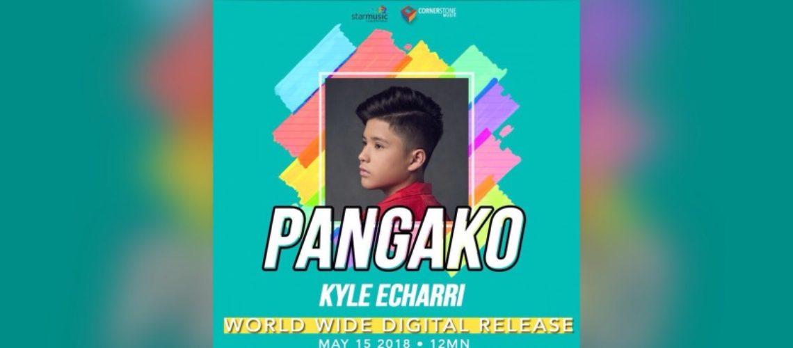 Kyle Echarri – Pangako Lyric Video