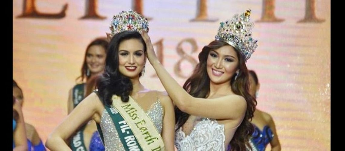 Miss Earth Philippines 2018 is Silvia Celeste Cortesi