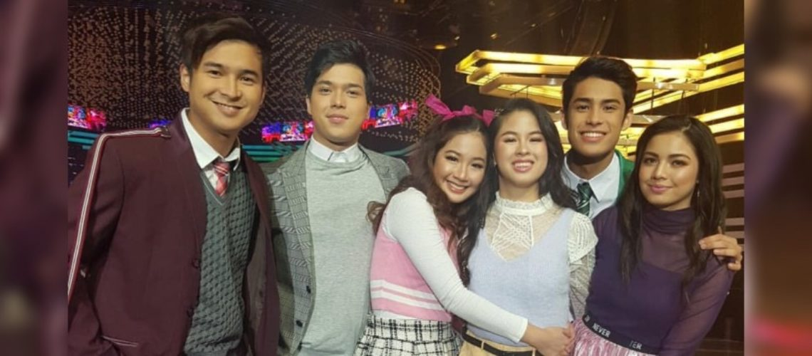 WATCH: Walwal cast perform on ASAP