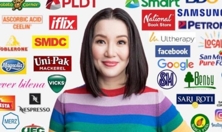 Is this Kris Aquino's response to Karla Estrada's IG post?