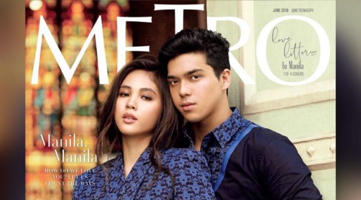 Janella Salvador and Elmo Magalona for Metro June 2018