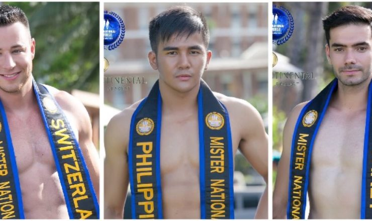 Mister National Universe 2018 – Swimwear Photos