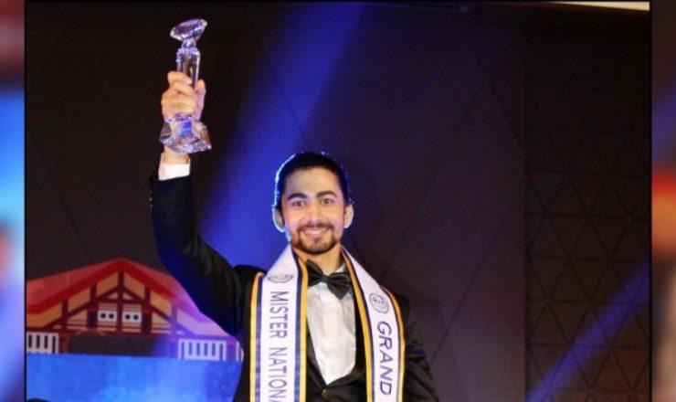 Mister National Universe 2018 winner named