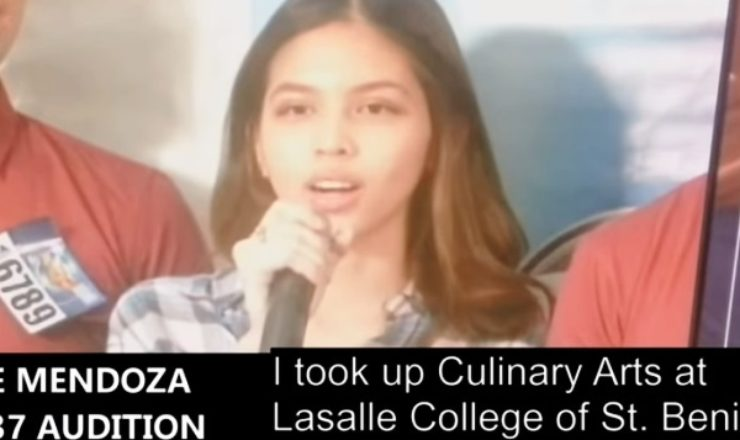 Direk Lauren releases Maine Mendoza's PBB audition video