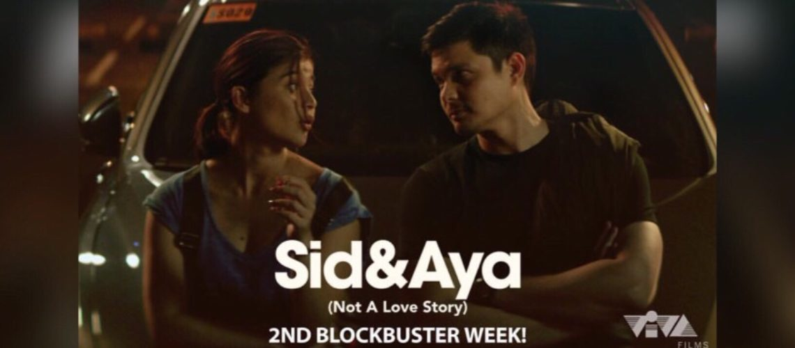 'Sid & Aya' earns P90 million in 8 days