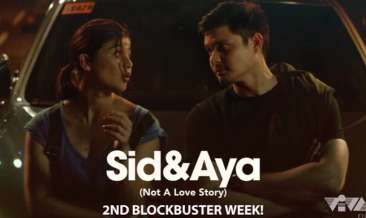 'Sid & Aya (Not A Love Story)' earns P144M