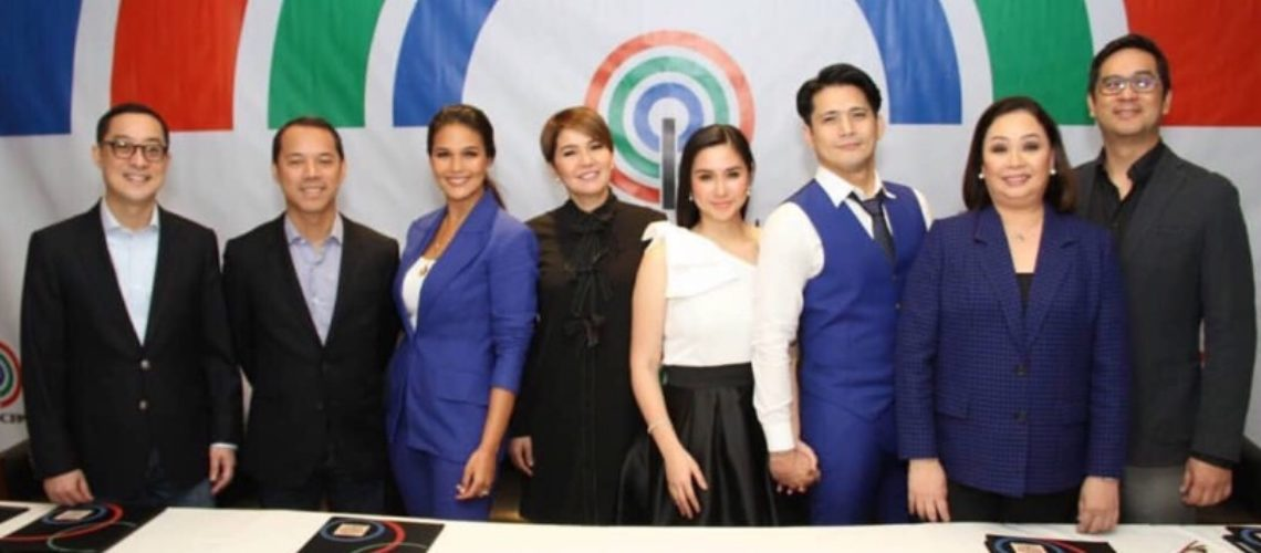 Iza Calzado, Amy Perez, Mariel and Robin Padilla sign contracts with ABS-CBN
