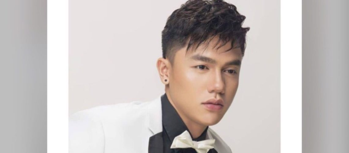 Carlo Pasion for Mister Ocean 2018