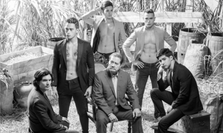 PHR Presents: Los Bastardos starring Jake, Diego, Marco, Josh and Albie, soon on ABS-CBN