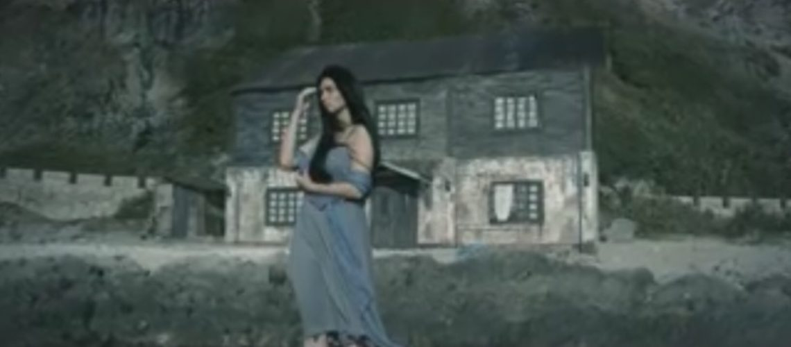 "Anne Curtis in ""Aurora"" teaser"