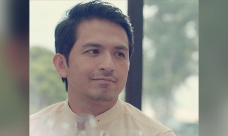 Dennis Trillo thanks co-actors, director for best actor award
