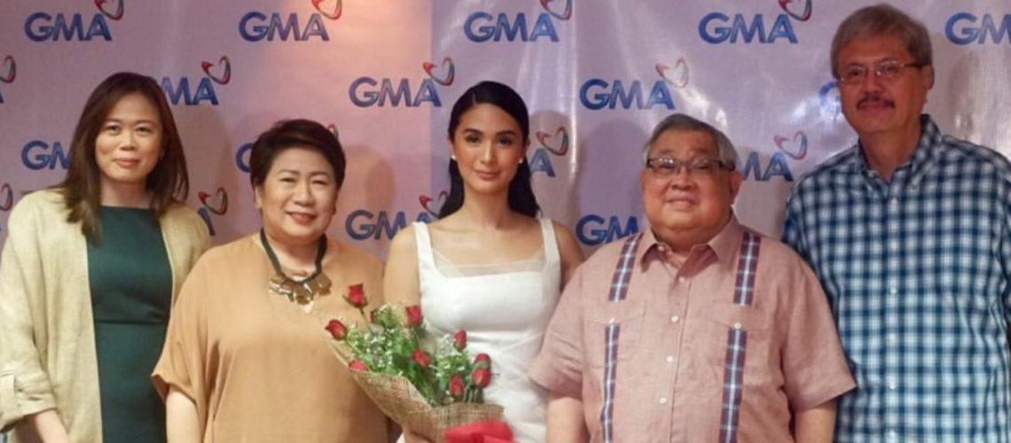 Heart Evangelista renews contract with GMA Artist Center