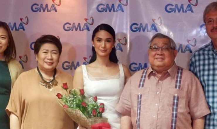 Heart Evangelista renews contract with GMA Artist Center