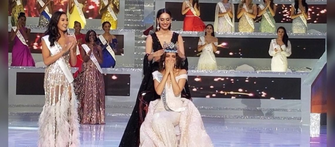 Miss World 2018 is Mexico's Vanessa Ponce de Leon