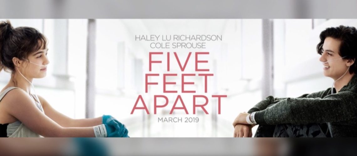 Five Feet Apart – New Trailer