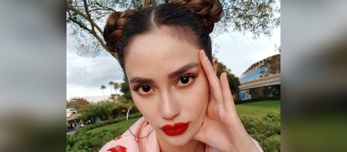 Arci Muñoz at The Bahamas