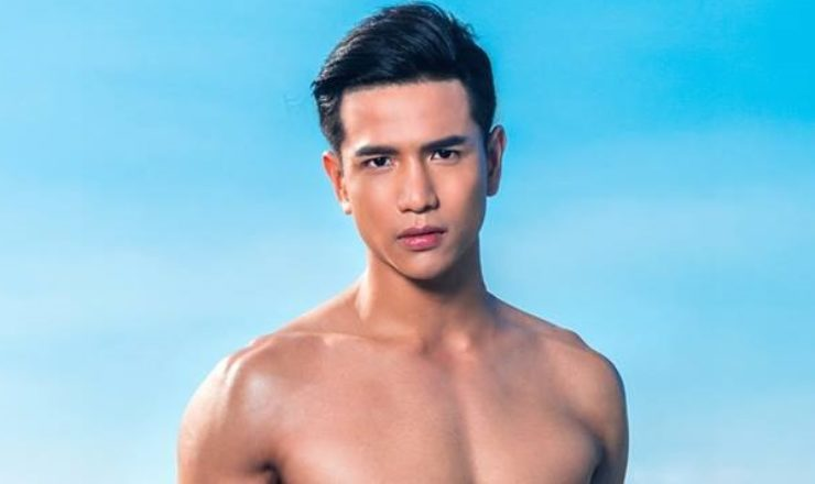 Trinh Bao of Vietnam named 13th Mister International