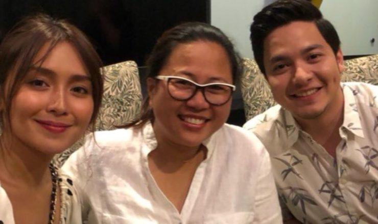 Kathryn Bernardo and Alden Richards to do movie together