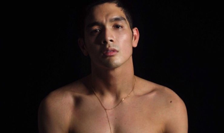 Tommy Penaflor joins Misters of Filipinas 2019