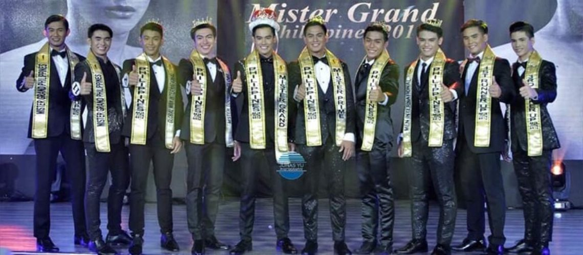 Mister Grand Philippines 2019 is Paolo Gallardo