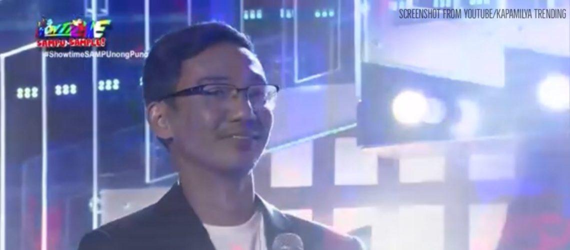 Paolo Santos joins Tawag ng Tanghalan