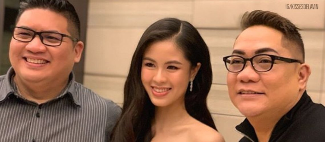 Kisses Delavin is now with Triple A